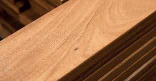 ligner wood products mahogany decking with distinctive grain