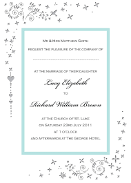 wedding invitation wording uk informal invitation ideas