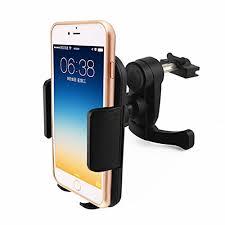 porta iphone auto car mount asscom universal car air vent mount holder cradle