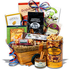 Snack Gift Baskets Gourmet Gift Baskets Review And Giveaway Mama On A Green Mission