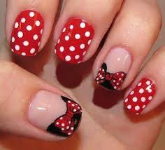 mickey and minnie mouse nails pinterest minnie mouse