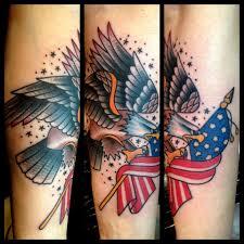 Rebel Flag Eagle Tattoo Flag Tattoos Askideas Com