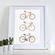 Bicycle Home Decor by Wall Art Bicycle Shenra Com