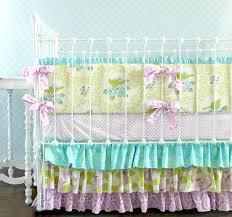 Purple And Aqua Crib Bedding Choosing Lavender Baby Bedding All Modern Home Designs