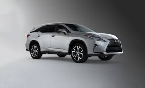 white lexus 2018 2018 lexus rx350l rx450hl the extra long rx has room for seven