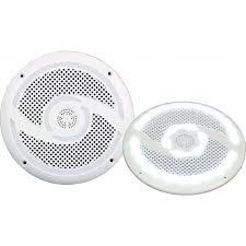 rv outside led lights rv media 6 inch 200 watt led waterproof rv outdoor speakers lights