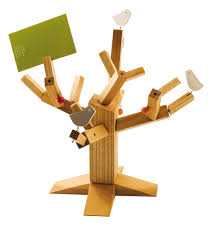 wooden tree desk organizer crowdyhouse