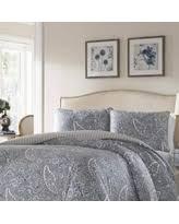 spectacular deal on cottage home connie blue cotton seersucker