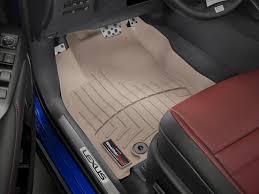 lexus nx vs mercedes ml weathertech floorliner car floor mats for lexus nx 2015 2017 tan