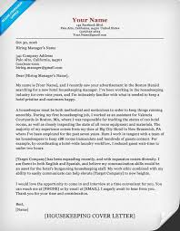 resume and cover letter exles housekeeping cover letter sle resume companion