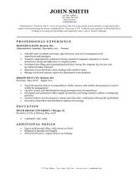 Office 2007 Resume Templates Resume Template Format In Ms Office 2007 Microsoft Word Within