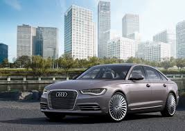 Audi A6 E Tron Plug In Hybrid Is For China Only Gas 2