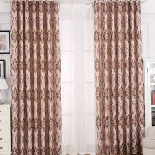 Light Purple Curtains Chinese Light Purple Floral Jacquard Curtains For Living Room