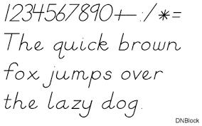 fonts for ios iphone ipad