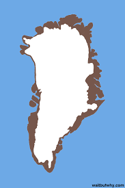 Greenland Map But What About Greenland Wait But Why