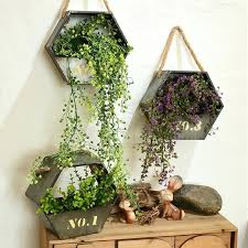 wall planters pots planters pottery vertical garden wall hanging