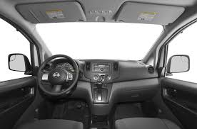 nissan van interior 2014 nissan nv200 price photos reviews u0026 features