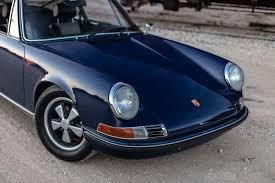 vintage porsche 911 convertible classic porsche 1972 albert blue 911e