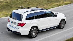 mercedes unveils the new gls suv car news bbc topgear magazine