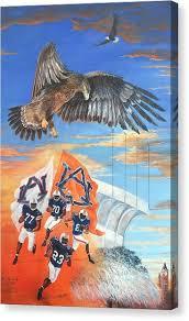 auburn alabama canvas prints america