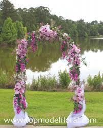 wedding arches flowers vintage wedding arch unique floral arrangements by fisher