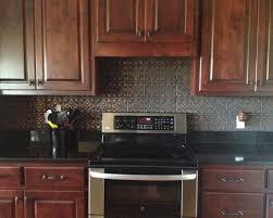 Tin Kitchen Backsplash Ideas  Best Images About Basement - Kitchen metal backsplash
