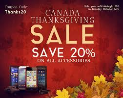 it s thanksgiving in canada save 20 on all iphone and
