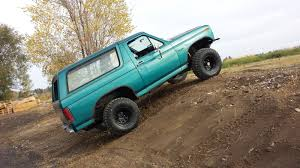 prerunner bronco bumper desert bronco building a full size bronco for off road racing