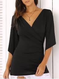 Black Blouses For Work Best 25 Blouses For Women Ideas On Pinterest Blue Women U0027s Tops