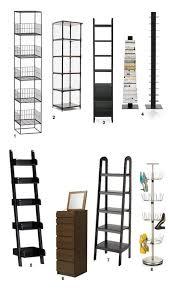 Sapiens Bookshelf Small Space Storage 8 Ways To Go Vertical Apartment Therapy