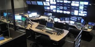 Control Room Desk Aka Design Design U0026 Build Broadcast Control Room Furniture