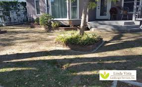 Pea Gravel Front Yard - xeriscape southern california los angeles area gallery