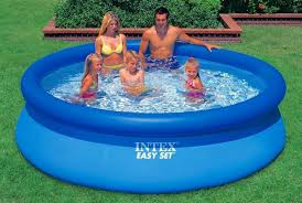 Intex Inflatable Swimming Pool Top 10 Above Ground Swimming Pools Ebay
