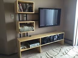 furniture gorgeous floating tv stand for home furniture ideas