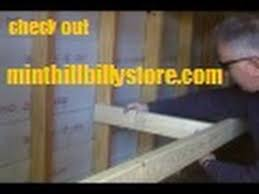 Building Wood Shelves Garage by How To Build Shelves For Your Storage Building Or Garage Youtube