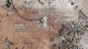 Likely Syrian Missile Targets In Google by Israel Strikes Supposed Arms Depot At Syria U0027s Damascus