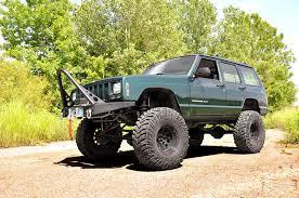 2001 Jeep Cherokee Sport Interior Front Winch Bumper For 84 01 Jeep Xj Cherokee 1057 Rough