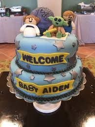 wars baby shower cake wars baby shower cake we even revealed our baby s name on