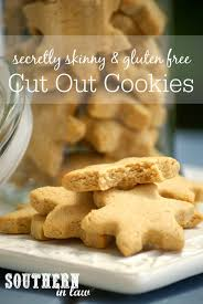 southern in law recipe healthier cut out cookies