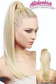 hickenbick extensions echthaar ponytail 55cm online bei hickenbick hair de