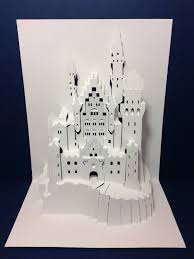 Free Kirigami Card Templates Popup Origamic Architecture Popup And Architecture