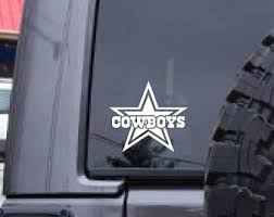 Dallas Cowboy Bathroom Set Dallas Cowboys Etsy