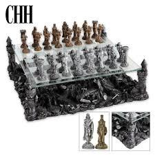 amazon com renaissance knight chess recreational classic strategy