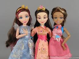 Barbie Style Doll Reviews And by A Disney Descendants Doll Update Review The Toy Box Philosopher