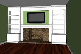 Built In Bookshelves Around Fireplace by Living Room Traditional White Custom Built In Bookcases