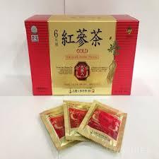 Daftar Ginseng Korea teh ginseng korean ginseng tea 100 sachet daftar update harga