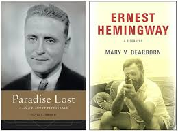 ernest hemingway life biography f scott fitzgerald ernest hemingway new biographies explore