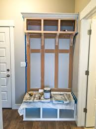 diy mudroom bench part honeybear lane pictures with remarkable diy