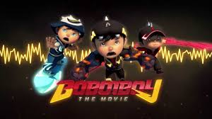 15 Gambar Boboiboy Galaxy The Movie Gambar Naruto