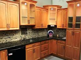 Knotty Pine Kitchen Cabinet Doors Pine Kitchen Cabinets Bsdhound
